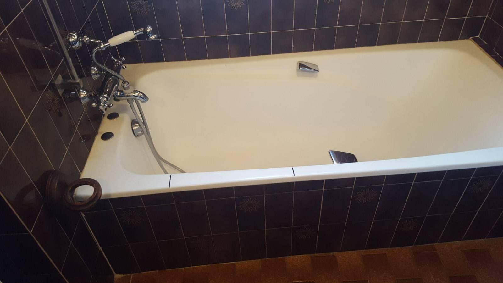 Remailler une baignoire en fonte - Reemailler une baignoire ...