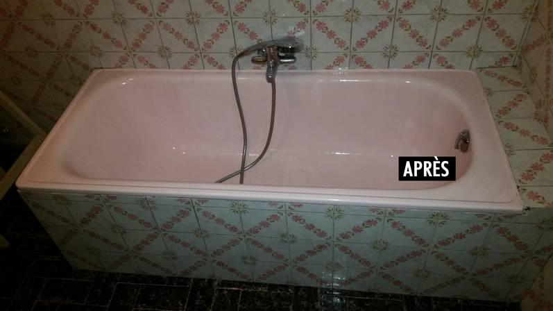 r nover sa baignoire l 39 aide d 39 une coque encastrable r novation et d coupe de baignoire sur. Black Bedroom Furniture Sets. Home Design Ideas