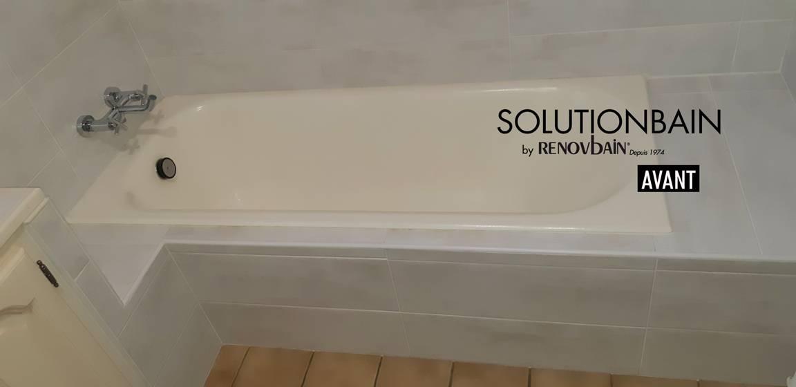 Installation D Une Coque Encastrable De Baignoire Sur Mesure