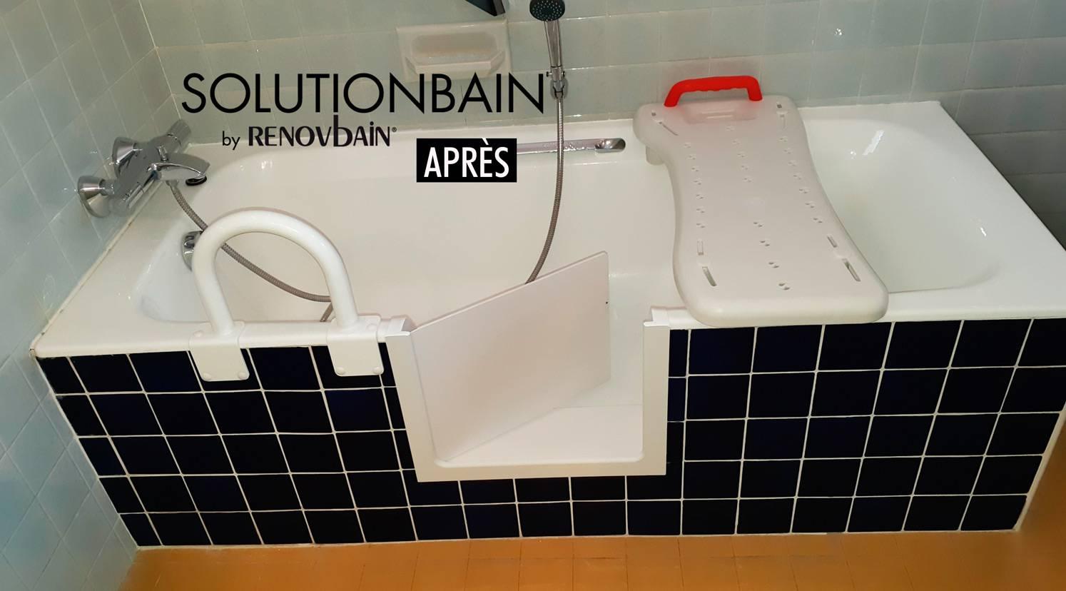 Transformer une baignoire en douche avignon et dans - Transformer une baignoire en douche ...