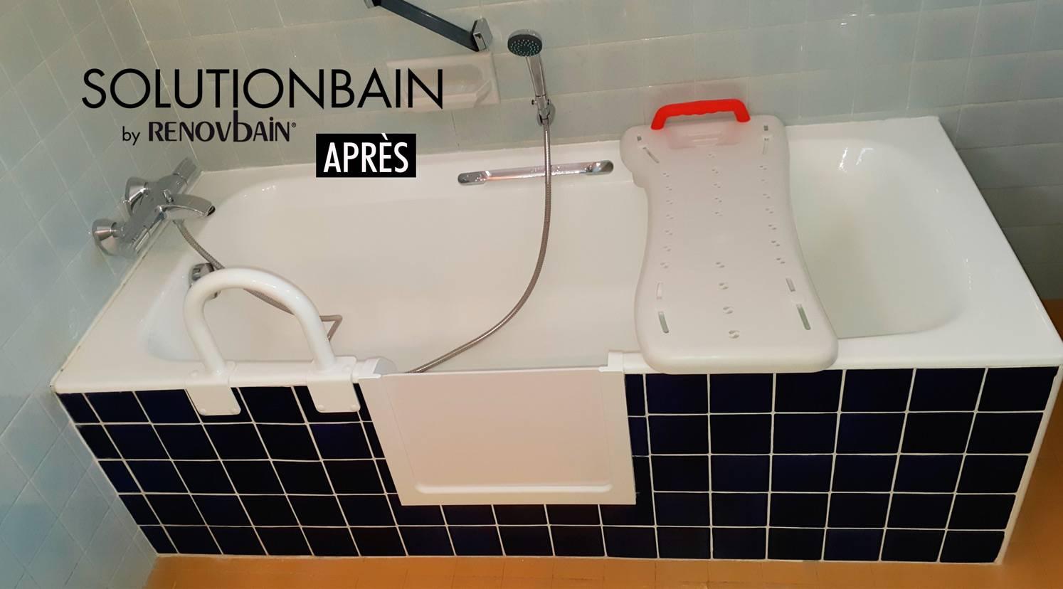 transformer une baignoire en douche avignon et dans. Black Bedroom Furniture Sets. Home Design Ideas