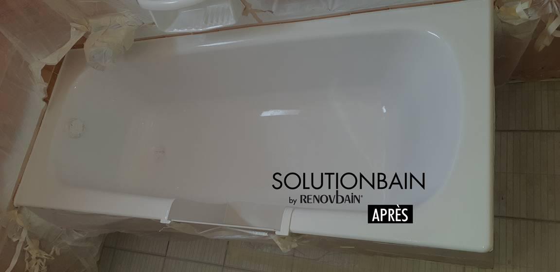 Comment Renover Une Baignoire En Fonte Usee A Cannes En